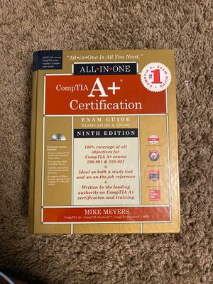 Comptia A + 220 901 & 220 902 for Sale in Santee, CA
