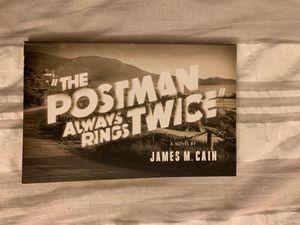 The Postman Always Rings Twice for Sale in Bloomington, CA