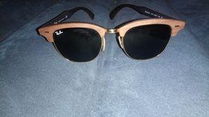 Ray Bans woodgrain sunglasses for Sale in Salt Lake City, UT