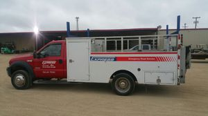 2006 ford f450 service on the road truck for Sale in Grand Prairie, TX