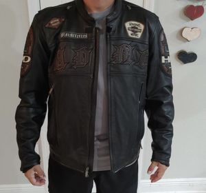 Harley Davidson Motorcycle jacket for Sale in Apollo Beach, FL