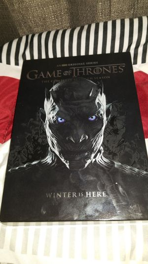 Game of thrones- Season 7 Only DVD for Sale in Miami, FL