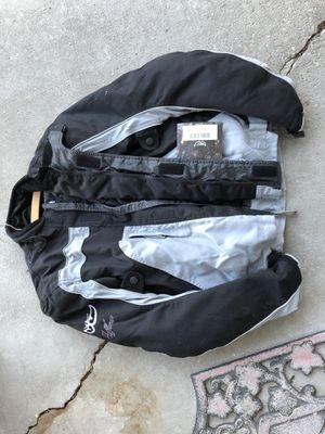 Motorcycle jacket for Sale in Bountiful, UT