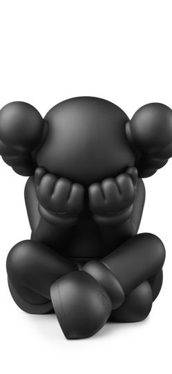 KAWS Separated Figure (Black) for Sale in Bothell,  WA
