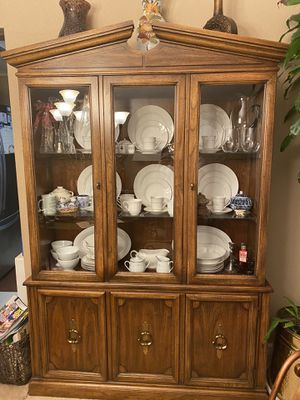 Antique China Cabinet for Sale in Hayward, CA