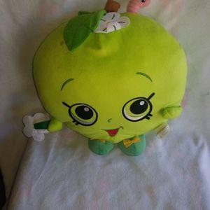 Shopkins Apple Pillow for Sale in San Bernardino, CA