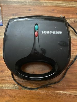 FORMAN GRILL KITCHEN POTS PANS PLATES COOKING TABLE CHAIR BED BBQ for Sale in Philadelphia, PA