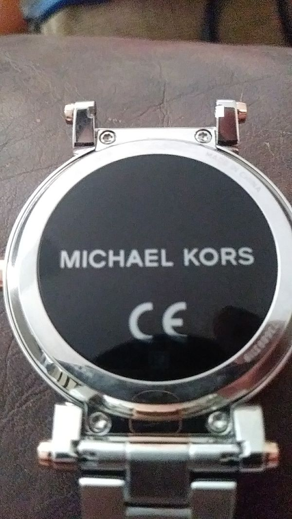 9ee079837318 Michael Kors Sofie smart watch MKT5040 for Sale in West Columbia