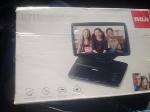 RCA 10 inch portable DVD player for Sale in DEVORE HGHTS, CA