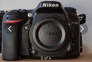 Like new Nikon d7200 Camera. Less than 100 shutter count. Bran new carrying case Case 50 dollar value extra battery included sd card as well. for Sale in Miami, FL