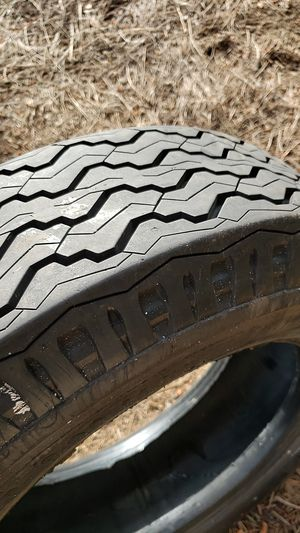 Single heavy duty trailer tire 8 / 16.5 for Sale in Bellevue, WA