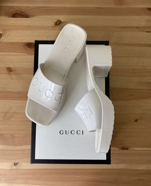 Gucci Rubber Platforms for Sale in Portland, OR