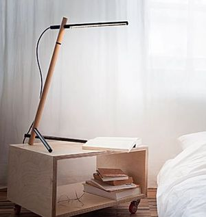 Curio Design Structo LED Table Lamp NEW! for Sale in Fresno, CA