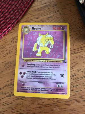rare pokemon hyno 1995 for Sale in Ruskin, FL