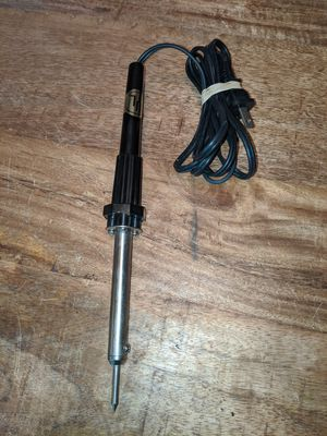 Used soldering iron for Sale in Statesville, NC