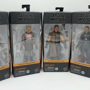 Star Wars: The Mandalorian The Black Series Figures for Sale in Las Vegas, NV