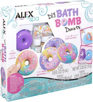 ALEX Spa DIY Bath Bomb Donuts for Sale in Las Vegas, NV