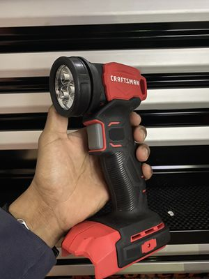 Craftsman V20 20-Volt Max (140 LUMENS LED) RECHARGEABLE POWER TOOL FLASHLIGHT for Sale in Fullerton, CA
