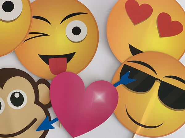 16 pc Birthday Party face sticks/ masks