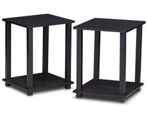 Pair of Nightstands End Tables Side Small Night Stand for Sale in Issaquah, WA