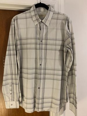 Burberry shirt size large for Sale in Tampa, FL