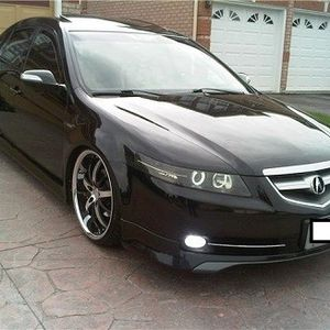 2006 Acura TL Black Leather for Sale in Lancaster, CA