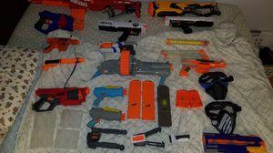 NERF & RIVAL guns for sale for Sale in Virginia Beach, VA