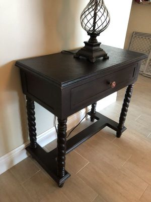 Small Wood Entry Table for Sale in Fort Lauderdale, FL