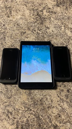 iPhone 7's and iPad mini for sale! for Sale in Sioux City, IA