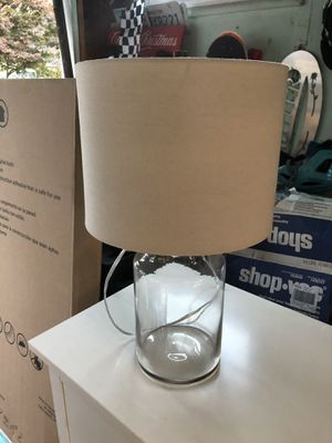 Table Lamp for Sale in University Place, WA