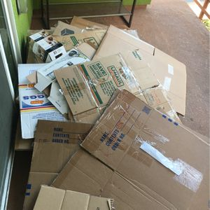 Moving/cardboard Boxes for Sale in West Sacramento, CA