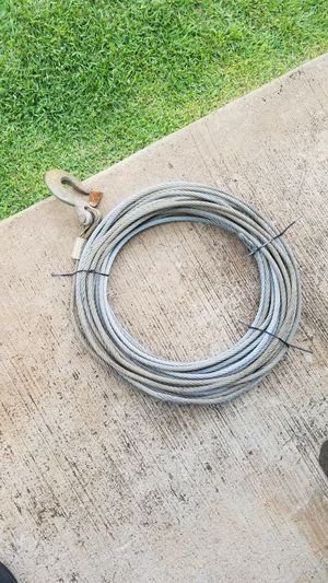 100ft Winch cable for Sale in Kapolei, HI