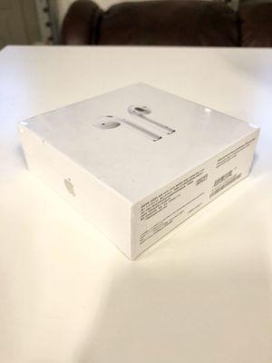 Apple AirPods Earbuds Apple AirPods Wireless Headphones Apple AirPods Generation 2 Bluetooth Earbuds. Best Apple Earphones AirPods Headset for Sale in Berkeley, CA