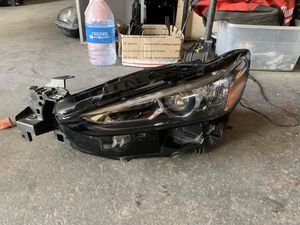 2018 2019 Mazda 6 driver headlight full lED for Sale in San Bernardino, CA