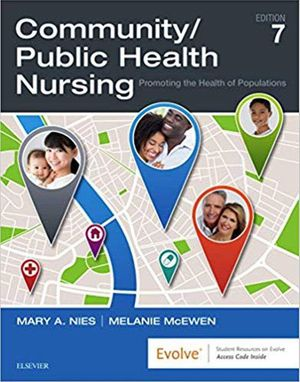 CommunityPublic Health Nursing Promoting the Health of Populations 7th Edition ebook PDF for Sale in Los Angeles, CA