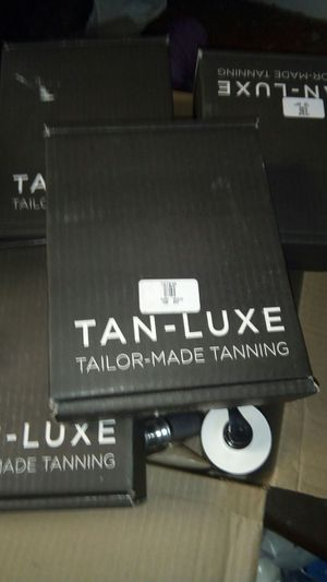 Tan luxe tailor made tanning for Sale in Lake Stevens, WA
