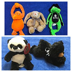 Toddle mini Animals plushie soft brand new for Sale in Elizabeth, NJ