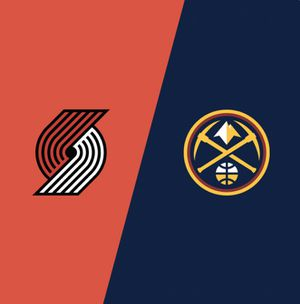 BLAZERS v NUGGETS opening night for Sale in Portland, OR