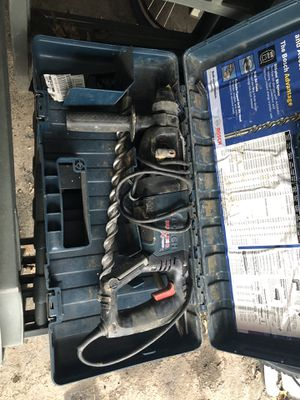 Boesche hammer drill for Sale in Syracuse, NY