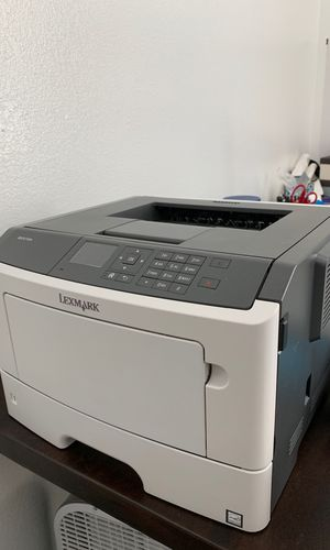 Lexmark MS415dn black and white Laser Printer for Sale in San Francisco, CA