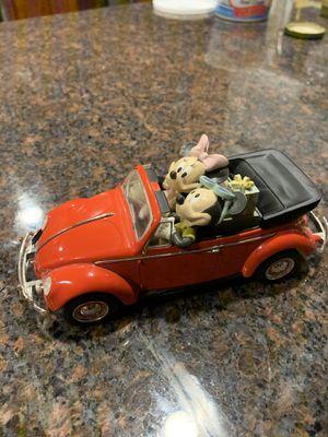 2001 Disney ERTL COLLECTORS die cast bank with key for Sale in Yorba Linda, CA