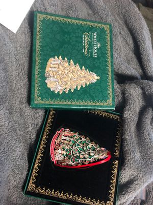 2008 White House Christmas Ornament - NEW for Sale in Severn, MD