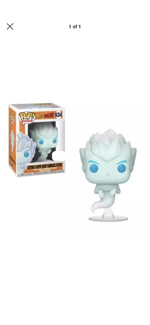 Funko Pop Gotenks Super Ghost #634 Dragonball Z SDCC Exclusive for Sale in San Diego, CA