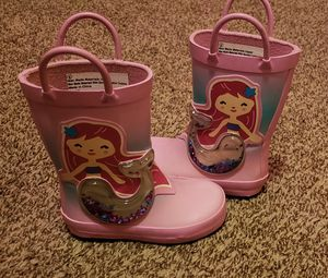 Girl rain boots for Sale in Bakersfield, CA