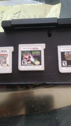 (6) 3ds games for Sale in Detroit, MI