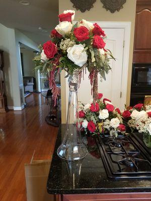24 inch trumpet vase for Sale in Sterling, VA