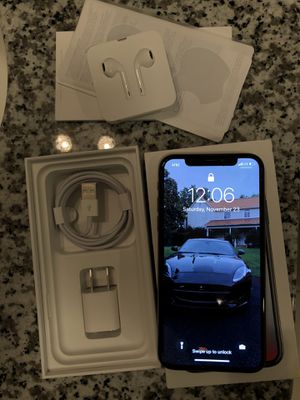 iPhone X for Sale in Knoxville, TN