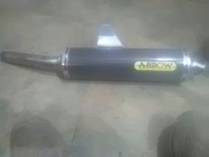 Carbon fiber exhaust for Sale in Portland, OR