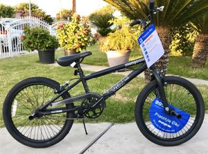 """Mongoose Index 1.0 20"""" Freestyle Bike- Black for Sale in Irwindale, CA"""