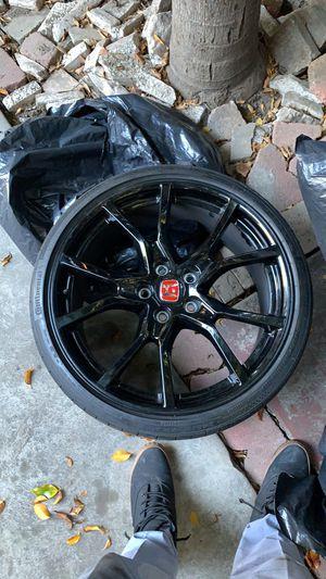 Honda rims type r for Sale in Santa Ana, CA
